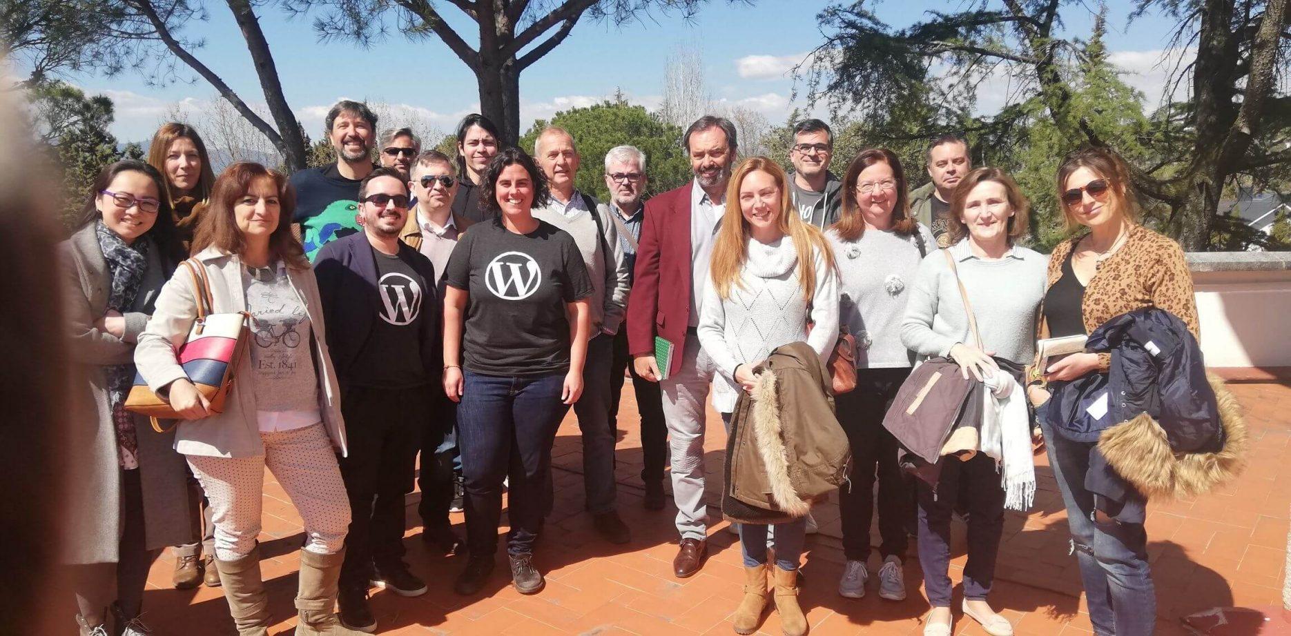 Foto de grupo de WordPress Torrelodones